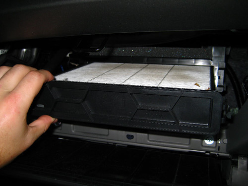 Genial Honda Accord HVAC Cabin Air Filter