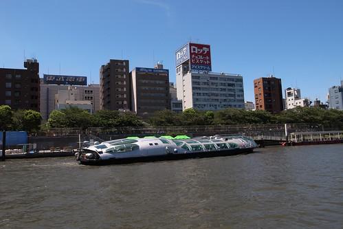 水上バス 3