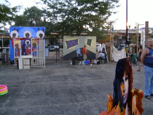 Train, Grafitti, MAAF, Big Sculpture Garden, Icons 039
