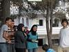 Freedom flotilla camp, Beit Ummar, occupied Palestine, 25/7/10