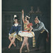 Cynthia Mayan & Nadia Nerina & Frederick Ashton in Coppelia (Sadler's Wells Ballet)_The Ward Gallery; 643. Photo Baron