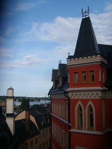 Bellmansgatan 1, där Mikael Blomkvist bor