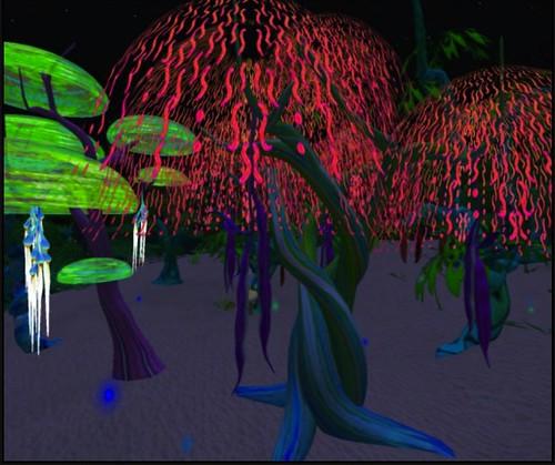 soror nishi trees by bau ur