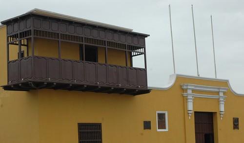 Balcón de la libertad