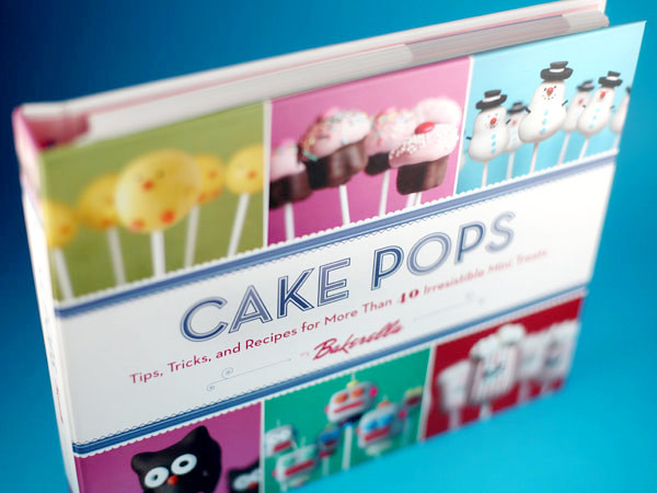 Especially all of you who've made cake pops.  Give a shout out if you've...