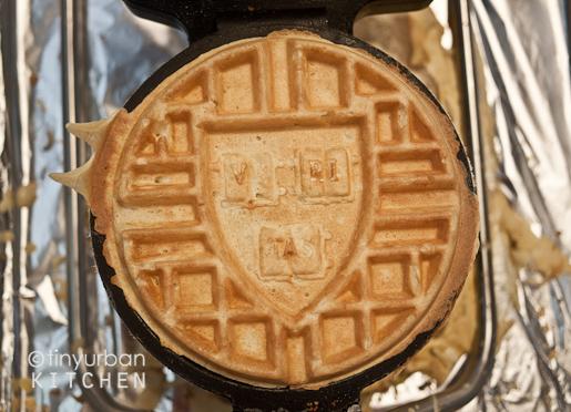Harvard Waffle