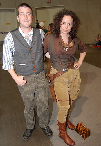 Comic Con 2010: Firefly Steampunk