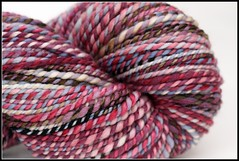 *ReFresh Your Needles* OOAK Superfine Merino Hand Spun