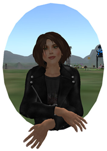 Sara Martin, Second Life Avatar