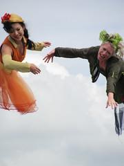 Graeae with Strange Fruit: Against The Tide (lisaluvz) Tags: park music art strange festival fruit dance high play miltonkeynes performance international ac
