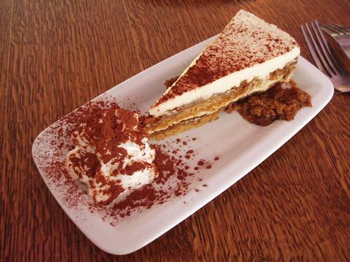 Tiramisu Cake at Inspiral!