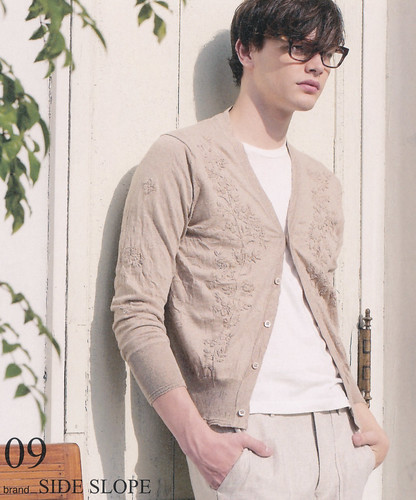 Jason Wilder0123(Isetan Spring2009 Catalog)