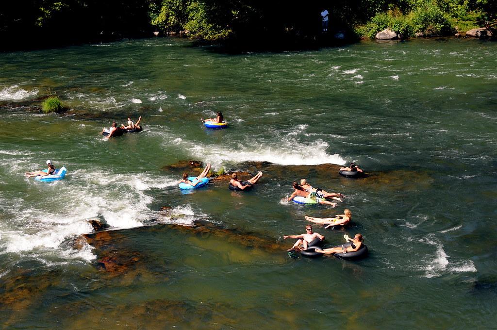Tubing, Kayaking, & Fishing: New Braunfels, TX - KL Ranch
