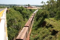 Rio Pardo RS - O Trem . #trem #train (Caio Flavio Jacobus) Tags: southamericancowboy southamericanfields turismo rs riograndedosul py3ar gauchos brazilrural brazil ascoresdosul trem train rio pardo