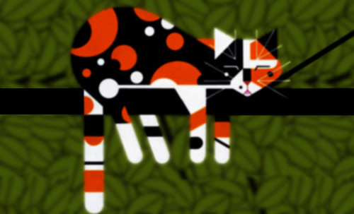 "Charley Harper • <a style=""font-size:0.8em;"" href=""https://www.flickr.com/photos/30735181@N00/4847686759/"" target=""_blank"">View on Flickr</a>"