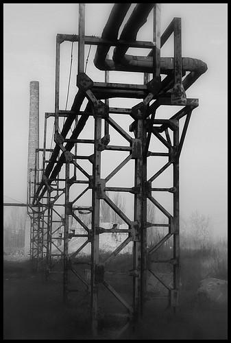 Uthemann pipes [Katowice, Poland]