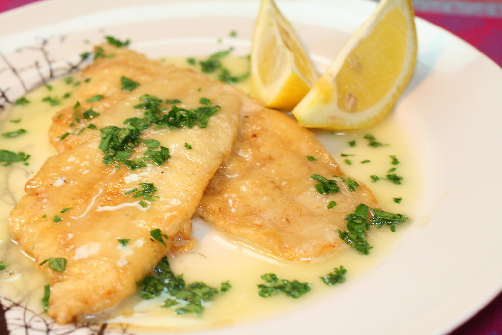 Sole Meuniere Recipe — Dishmaps