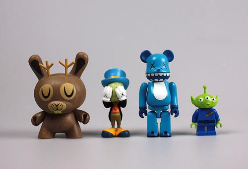 KAWS x Pinocchio by BFLV
