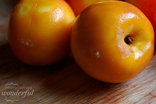 NectarinePeeled