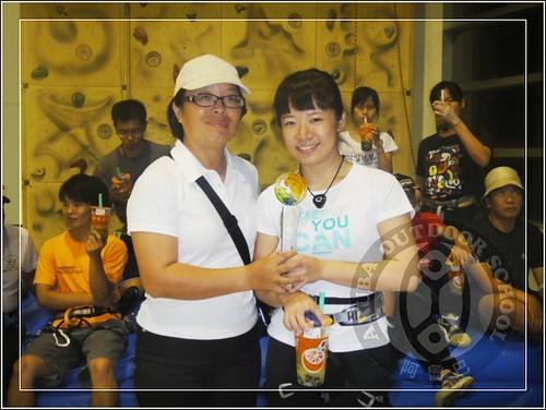 九月百香QQ杯攀岩賽111