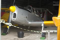 G-BBND - WD286 - C1 0225 - Private - De Havilland DHC-1 Chipmunk 22 - Little Gransden - 100829 - Steven Gray - IMG_3369