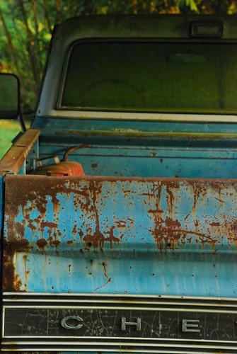 Grandy's Truck