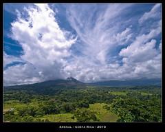 Costa Rica (jpmiss) Tags: sky volcano costarica olympus ciel arenal 2010 volcan e510 jpmiss