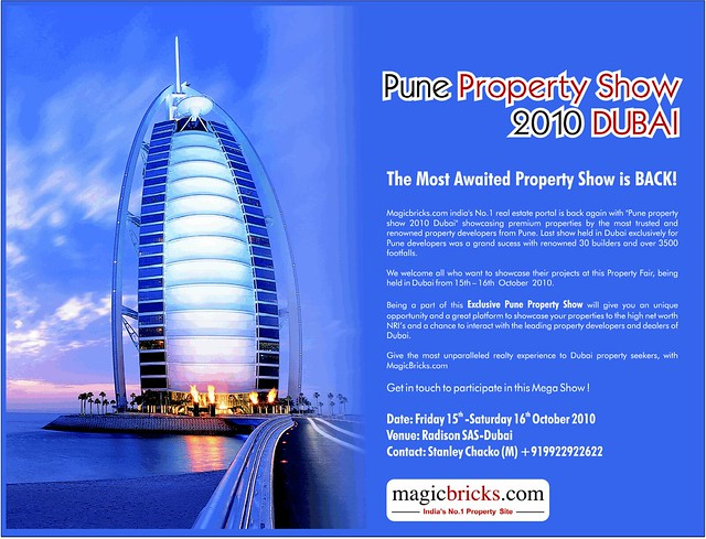 Pune Property Exhibition in Dubai