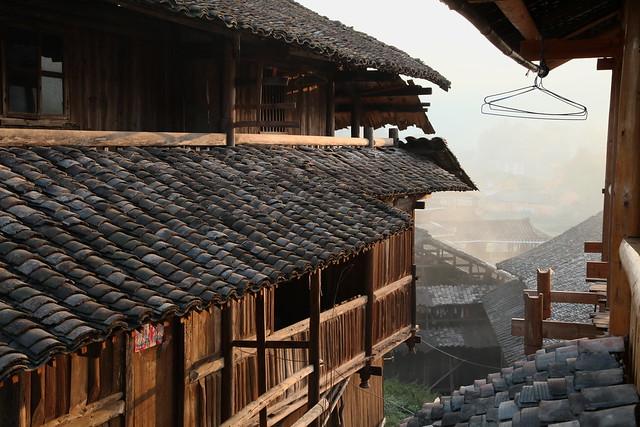 Morning in Chengyang, Guangxi, China