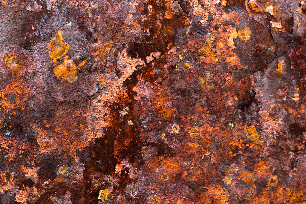 Colors of rust