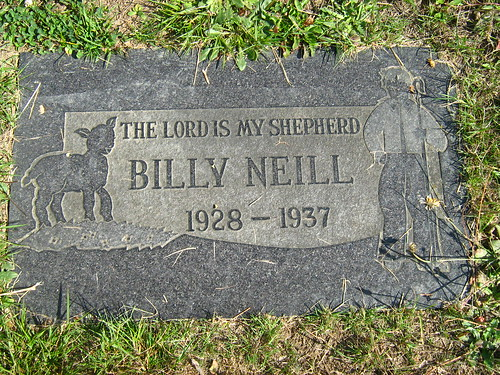 Billy Neill, 1928-1937 (9 years)