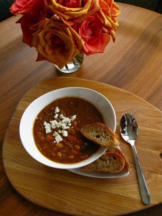 red lentil soup 001