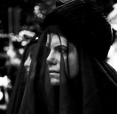 black widow (marcobedo84) Tags: portrait people woman look donna persone sguardo funeral looks blackwidow widow ritratto velo funerale sguardi vedova
