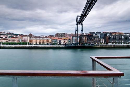 Puente Colgante - Getxo