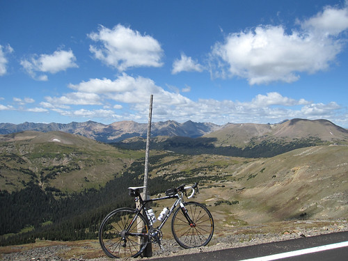 Trail Ridge Rd Peak