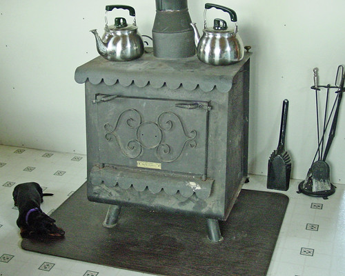 Hillbilly Hill - Wood Stove