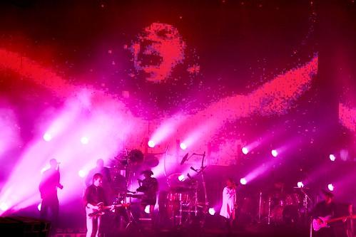 Faithless - live concert at Privilege Ibiza: 04/09/10