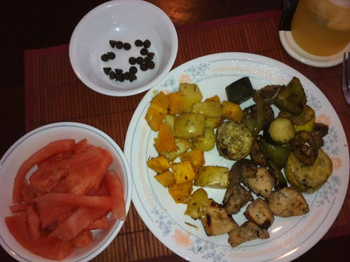 Lunch 9.7.10