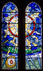 The Dawn of our Salvation (Lawrence OP) Tags: birthday glass abbey maria mary birth stained nativity ourlady blessedvirgin ampleforth patrickreyntiens