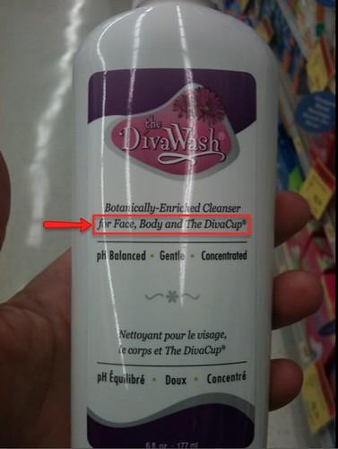 diva wash