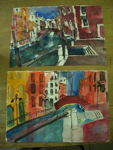 CIMG0469 | Venedig | oben: Andreas Mattern unten: ich