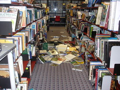 Central Library : after the quake
