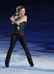 figure skating star, bond girl, joannie rochette 007 (kings_june) Tags: canada girl skating figure bond olympic 007 joannie medalist rochette