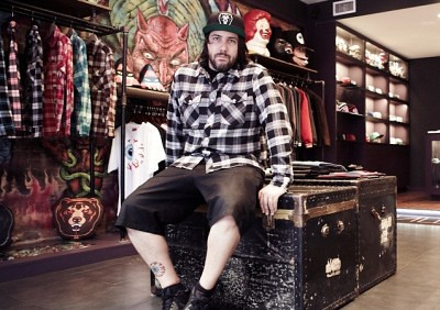 Greg Mishka on Hypebeast