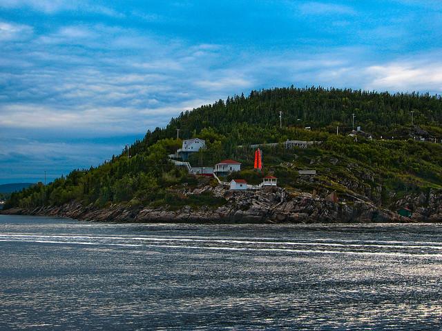 Pointe-Noire - Parc marin du Saguenay - Saint-Laurent