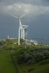 imgp3066.jpg (Mr. Pi) Tags: lighthouse netherlands rotterdam ship windturbine rozenburg europooort