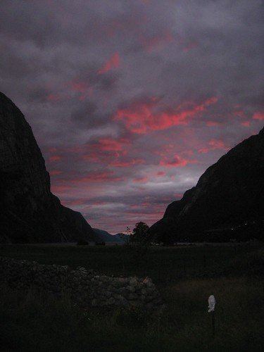 Tag8-Lysefjord Nacht