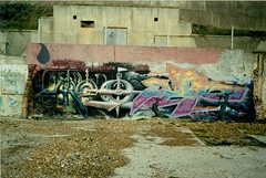 Req & Euro (Black Rock) (iamdek) Tags: brighton tdk blackrock req brightonmarina euo euroh dustyknights