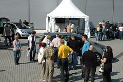Tag der offenen Tür im Opel-Werk Rüsselsheim