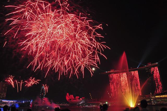 YOG Fireworks (Red)